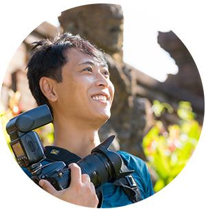 バリ島ウェディングカメラマンフォト